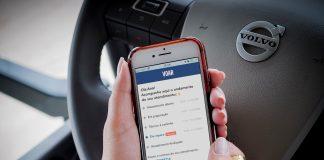 O serviço VOAR (Volvo Atendimento Rápido) lança o VOAR Mobile. O serviço, que antes era através de atendimento telefônico, agora contará com apoio digital.