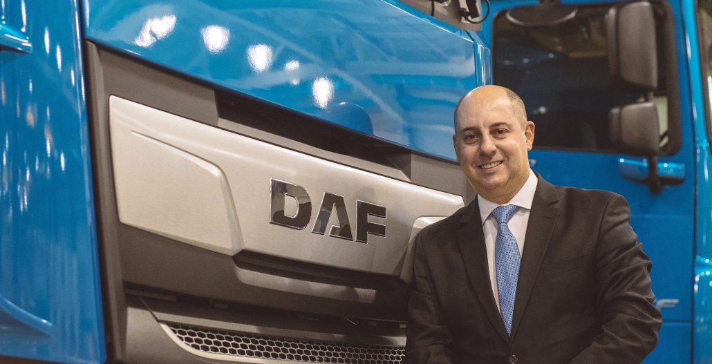 Luis Gambim, Diretor Comercial da DAF Caminhões Brasil