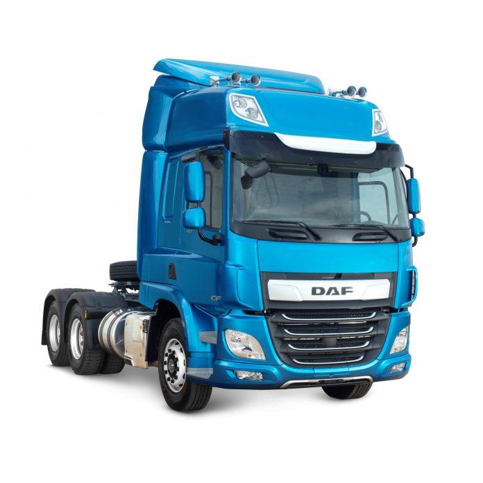 A DAF Caminhões anunciou sua entrada oficial no mercado de caminhões semipesados, com o lançamento da nova linha CF que, a partir de agora, passa