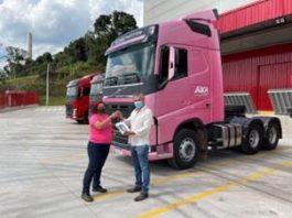 A Raça Transportes está fortalecendo o programa interno para contratação de mulheres motoristas. Atualmente, a companhia conta com quatro mulheres