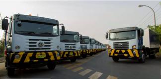 A Volkswagen Caminhões e Ônibus (VWCO) do Brasil acaba de concretizar a venda de 10 Constellation 17.260 Compactor para o Peru. A compradora dos caminhões