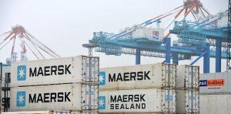 De acordo com a empresa de logística global Maersk, o bloqueio do Canal de Suez deve impactar as cadeias de abastecimento globais até o início de junho.