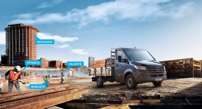A Mercedes-Benz Vans divulga que os modelos de Sprinter da categoria Chassi passam a ser denominados como Sprinter Truck. Dessa forma, está lançada