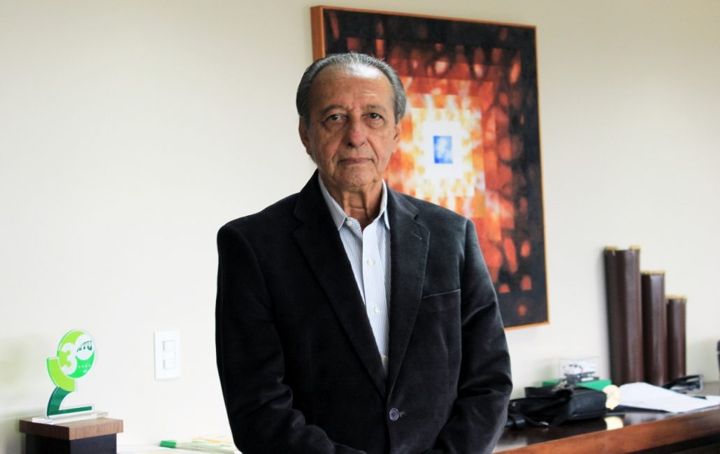 Otavio Cunha, presidente da NTU