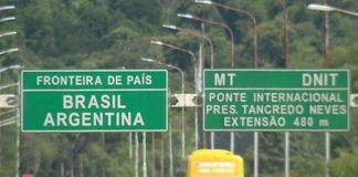 A Confederação Nacional do Transporte (CNT) alerta o Governo Federal sobre problemas no transporte internacional de cargas.