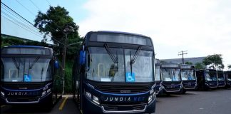 A empresa Jundiá, que opera no transporte coletivo de São Roque, no interior de São Paulo, vai renovar toda a frota de veículos. Dessa forma,
