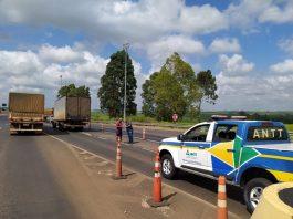 Durante esse mês de julho, a Agência Nacional de Transportes Terrestres (ANTT), em parceria com a Secretaria de Fazenda de Alagoas (SEFAZ-AL),