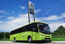 A Tursan, empresa de fretamento chega em 2021 a seus 60 anos, e acaba de adquirir 80 novos Volksbus 17.230 ODS para renovação da frota. Assim, mantendo