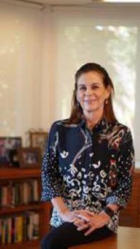 BBM Logística anuncia Inês Corrêa de Souza como nova presidente do Conselho de Administração da empresa. Ela é a primeira mulher a ocupar o cargo.