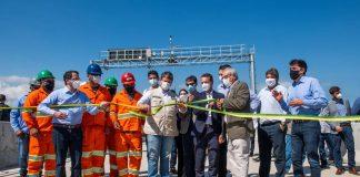 Nesta quarta, 28, foi inaugurada pelo ministro da Infraestrutura, Tarcísio Gomes Freitas, uma nova via expressa exclusiva para veículos de carga na cidade do Rio.