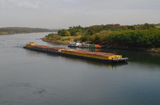 O Brasil tem aumento no uso de navegação para o transporte de cargas em 2019, com relação a 2018, segunda a Agência Nacional de Transporte Aquaviário.