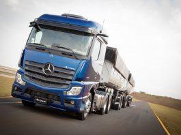 O Consórcio Mercedes-Benz lança um novo plano para caminhões extrapesados com parcelamento em até 120 meses. O plano comtempla as linhas Novo Actros e Axor.