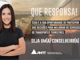 A ANTT criou um canal de comunicação com a sociedade civil. Esse diálogo se dará por meio do Conselho de Usuários de Serviços Públicos.