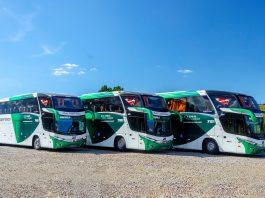 A empresa Boa Esperança, do Pará, renovou sua frota com 16 novos ônibus rodoviários da Marcopolo e Scania. Assim, serão entregues dez unidades