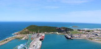 A movimentação no Porto de Imbituba (SC) continua registrando crescimento no transporte de cargas. Em abril, movimentou 466,7 mil toneladas.