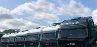 A JG Transportes de Curitiba-PR, acaba de finalizar a compra de 27 novos caminhões Iveco. Com isso, a empresa investe na modernização da frota de caminhões