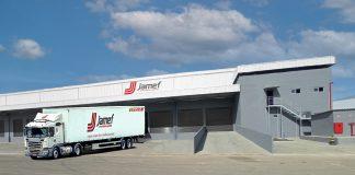 Jamef anuncia nova base operacional em João Pessoa (PB). Inaugurada no último sábado (01), a nova unidade está localizada dentro do CLIP, na Rodovia BR-101.