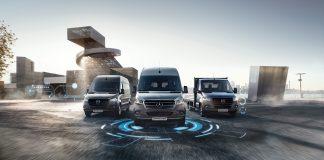 A Mercedes-Benz Vans incrementa seu pacote de soluções de serviços e conectividade aos clientes da marca. Assim, o portfólio da plataforma ServiceCare