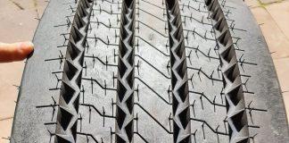 A Rodofort está trazendo pneus da Índia para equipar seus semirreboques. Dessa forma, a companhia busca contornar a crise de abastecimento de componentes