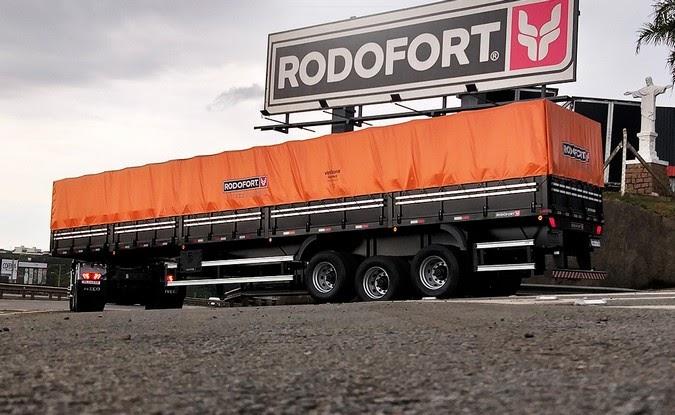 Rodofort avalia que aumento no valor do aço, principal insumo da indústria, poderá comprometer a recuperação do setor de implementos rodoviários.