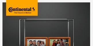 """Alinhada ao movimento Maio Amarelo, a Continental promove a campanha """"Peças Insubstituíveis"""", a partir do dia 25 de maio, no Shopping Buriti,"""