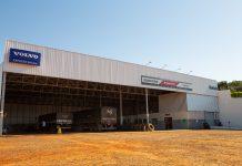 A Suécia Veículos acaba de inaugurar sua nona filial em Jataí, município de Goiás. Assim ampliando a estrutura de atendimento aos frotistas de caminhões e