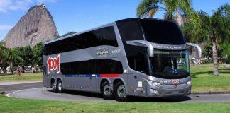 Auto Viação 1001, empresa do Grupo JCA, anuncia mais uma rota na sua gama, o trecho São Paulo-Itaboraí (RJ), passando por São Gonçalo e Niterói.