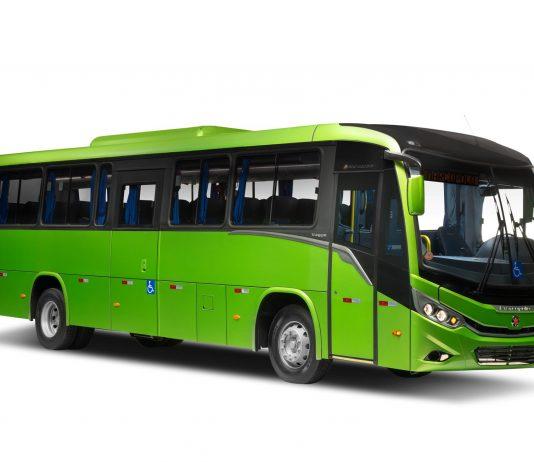 Marcopolo anuncia novo modelo de ônibus para fretamento. O Viaggio 800 já foi apresentado de forma individualizada a cada cliente.