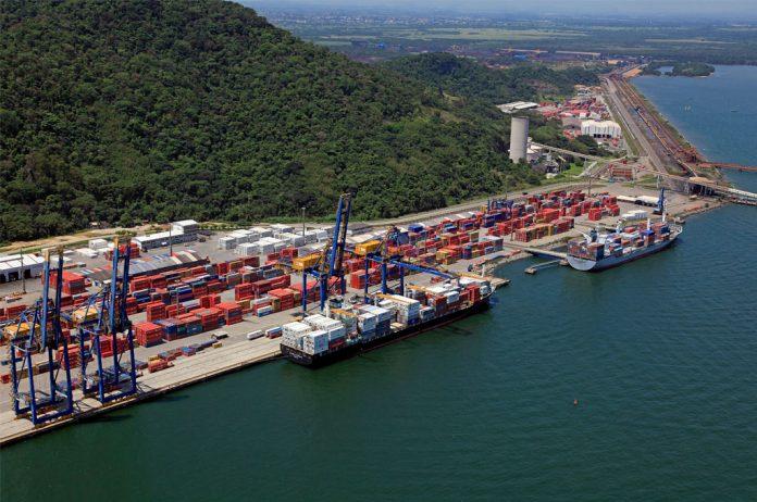 A Companhia das Docas do Rio de Janeiro (CDRJ) registrou o maior volume movimentado de 2021 no mês de maio. O registro foi de 6,236 milhões de toneladas.
