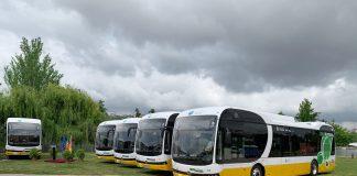 A BYD, fabricante de ônibus elétricos, recebeu pedidos do seu modelo de 12 metros de Operadores de Transporte Público (PTOs) na Espanha e Portugal.
