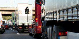 Asparalisações dos caminhoneirosda semana passada, iniciadas após osatos bolsonaristas de 7 de Setembro, provocaram uma queda de 27%