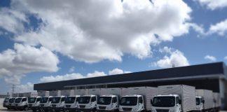 O Armazém Paraíba, com sede na capital João Pessoa, que atua há mais de seis décadas no setor de móveis, eletrodomésticos e eletrônicos, acaba de renovar sua frota