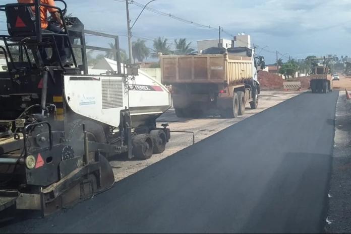 O Departamento de Estradas de Rodagem do Distrito Federal (DER) executou, ao longo da última semana, melhorias na DF-285, noParanoá. Assim, foi finalizado