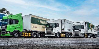 A TransMaroni chegará a 50 caminhões movidos a gás (natural e/ou biometano) da Scania. Dessa forma, se tornando a empresa com a maior frota já adquirida