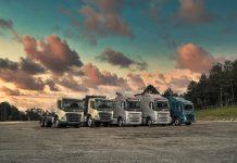 Volvo anuncia lançamento na nova linha F em toda a América Latina. O comunicado aconteceu em coletiva de imprensa online realizada hoje.