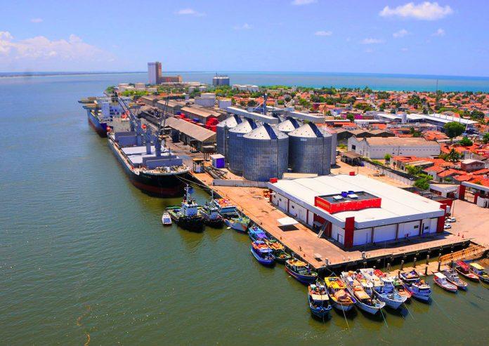 Porto de Cabedelo (PB) movimentará mais de 97 mil toneladas somente na segunda quinzena de junho. Pelo menos cinco navios devem atracar até o fim do mês.