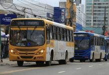 Os ônibus em Salvador circularão em horário reduzido a partir das 20h de hoje, 18, até as 5h da próxima segunda, 21. Com isso, o objetivo é atender a restrição