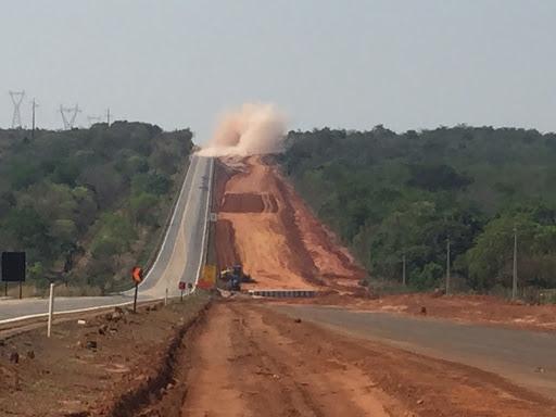 A base de dados do Departamento Nacional de Infraestrutura de Transportes (DNIT) já considera a expansão da BR-364 para a Unidade de Conservação (UC).
