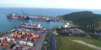 Porto de Imbituba alcança recorde histórico de operação mensal e fecha maio com 681,9 mil toneladas de cargas movimentadas ao longo do mês.
