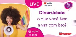 Iniciativa do Sindicato das Empresas de Transportes de Carga de São Paulo e Região(SETCESP), acontecerá amanhã, 2, mais uma live do Vez e Voz. diversidade