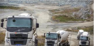 A Polimix Concreto acaba de finalizar a aquisição de 150 caminhões Volvo VM. Dessa forma, a companhia decide apostar na montadora pela primeira