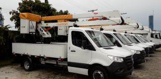 A Mercedes-Benz Vans realizou recentemente a venda de 25 veículos Sprinter Truck para a empresa Norte Tech. A companhia é responsável pela manutenção