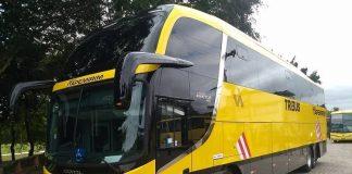 Itapemirim anuncia o relançamento do Tribus e recebeu, no último sábado (11), um novo ônibus do modelos Comil Invictus HD.