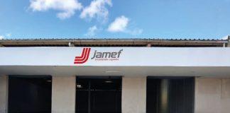 A Jamef Encomendas Urgentes, especializada no transporte de cargas fracionadas, Inaugurou, ontem, 5, uma nova filial. Dessa vez, em Aracaju, capital