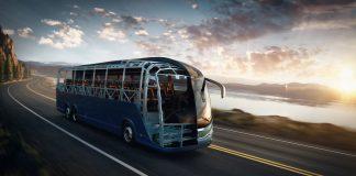A Marcopolo acaba de apresentar ao mercado apresenta o lançamento mais aguardado pelos mercados de ônibus rodoviários nacional e internacional,