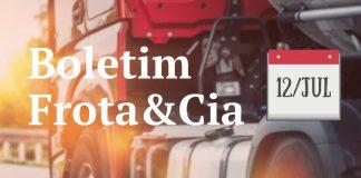 Fique por dentro das principais notícias do setor com o Podcast Boletim Frota&Cia. Ouça agora!