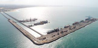 Porto do Pecém, no litoral do Ceará, desenvolve modelo de inspeção de cargas remota em parceria com a Receita Federal (RF).