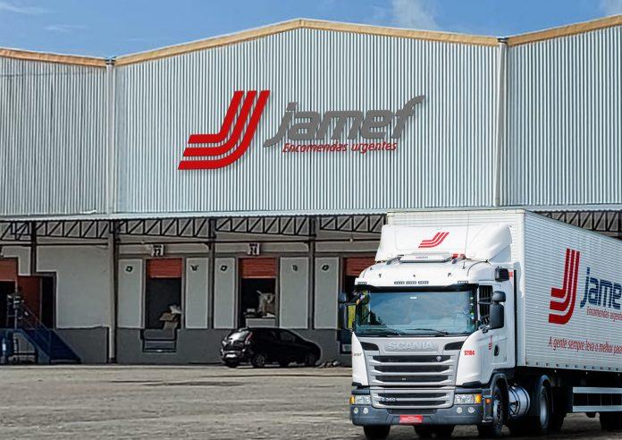 A Jamef Encomendas Urgentes, especializada em transporte de cargas fracionadas no Brasil, inaugurou sua quinta filial só em 2021. Dessa vez, a cidade