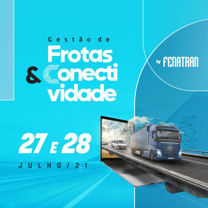 O segundo evento da Rota Digital Fenatran será realizado nos dias 27 e 28 de julho e as inscrições já podem ser realizadas no site.