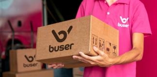 ABuser confirmou sua chegada no ramo de logística. Assim, a empresa também transportará encomendas. A startup que foi criada em 2017